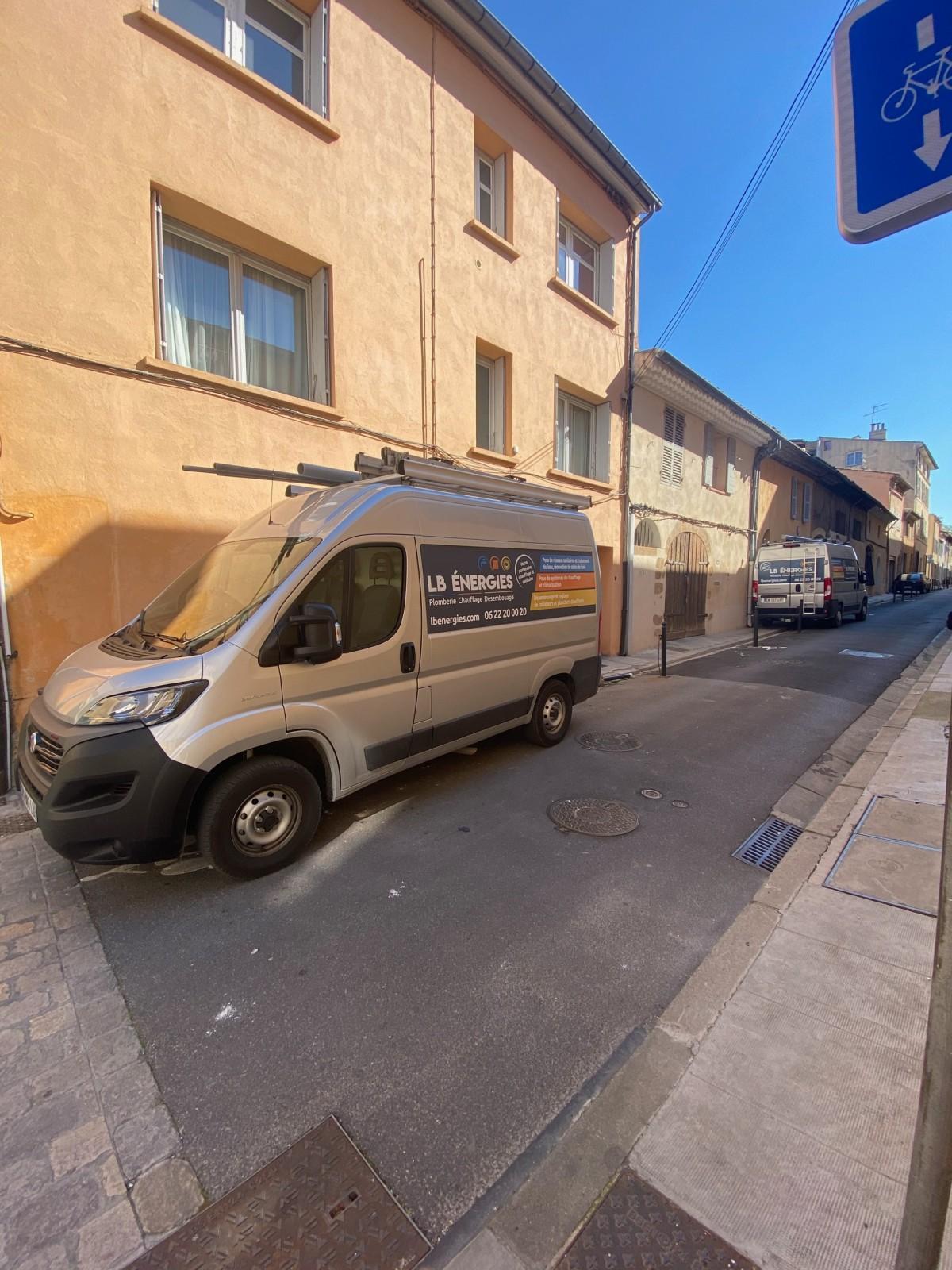 18, rue Gaston de Saporta - Appartement neuf sur Aix-en