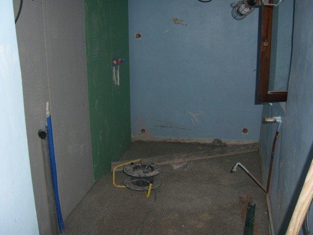 Cr ation d 39 une salle de bain avec douche l 39 italienne for Concevoir une salle de bain