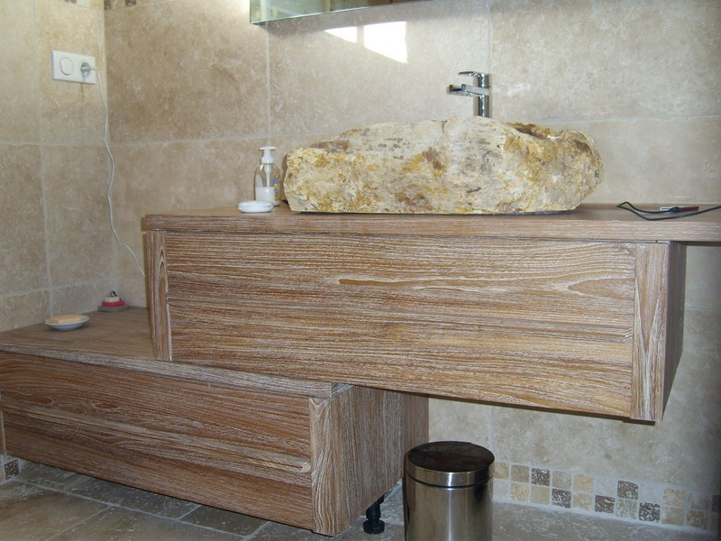 Renovation complete de salle de bain aix en provence for Salle de bain aix en provence