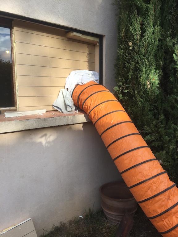 Vos travaux sans poussi res avec lb nergies syst me de chauffage aix en provence lb energies - Poussiere dans la maison ...