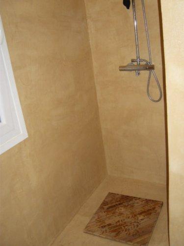 Salle de bain et douche italienne aix en provence for Douche italienne maconnee